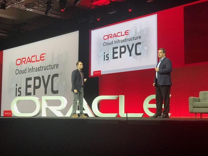 Oracle EPYC