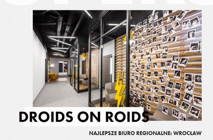 Biuro Droids on Roids