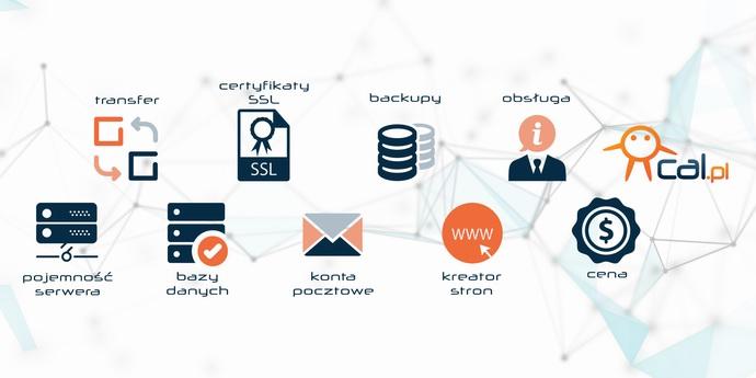 Firma CAL hosting i serwery