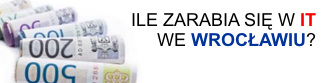 Wroc�aw - ile zrabia si� we wroc�awiu w IT?